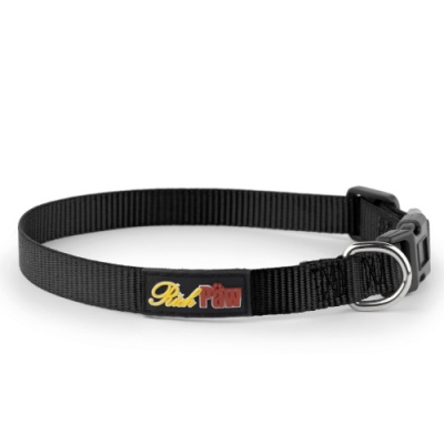 Essential Black Dog Collar