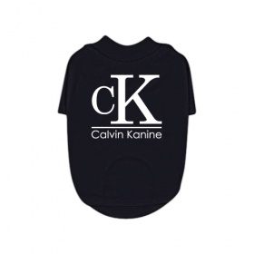 Calvin Kanine Dog T-Shirt