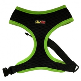 Green Sports Dog Harness