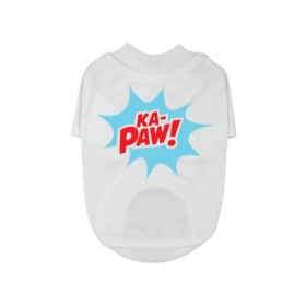 Ka-Paw Dog T-Shirt